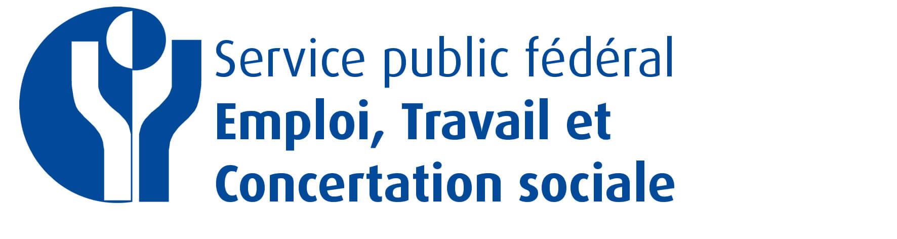 Logo représentant le service public fédéral